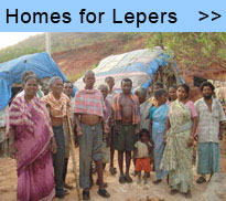 Building Homes for Lepers
